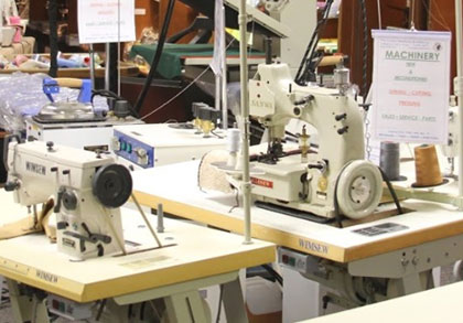 Sewing Machinery to buy